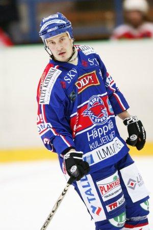 Sami Häppölä voitti pistepörssin.