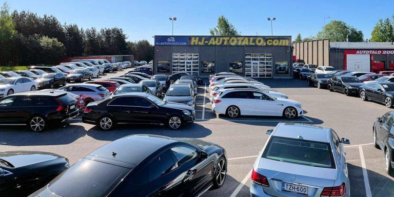 Beweläisille 50 euroa pakettiauto päiväksi HJ-Autotalot Oy